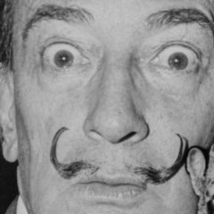 Bizarro Briefs: Perfectly Preserved Surrealist Stache