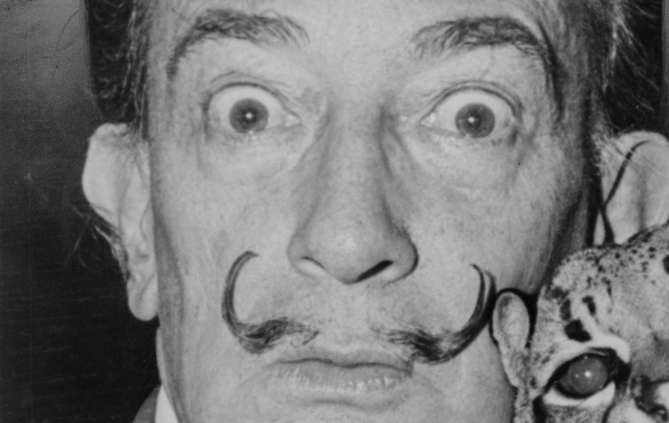 Bizarro Briefs: Perfectly Preserved Surrealist Stache