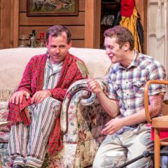 Stagestruck: The Foreigner Hits Close To Home