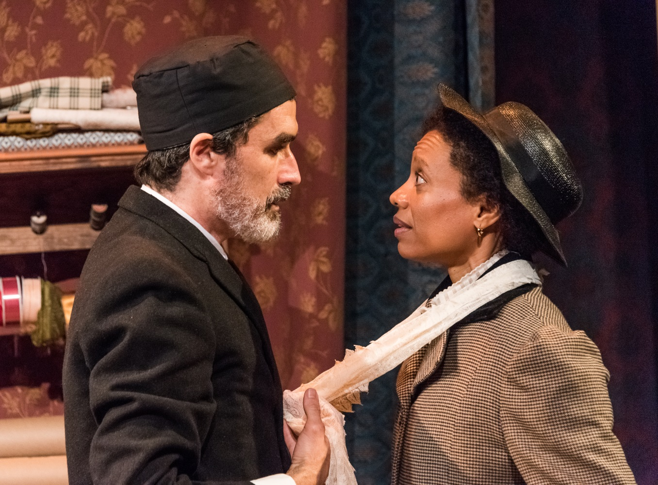 Stagestruck: Gladrags and Ragtime at Shakespeare & Company