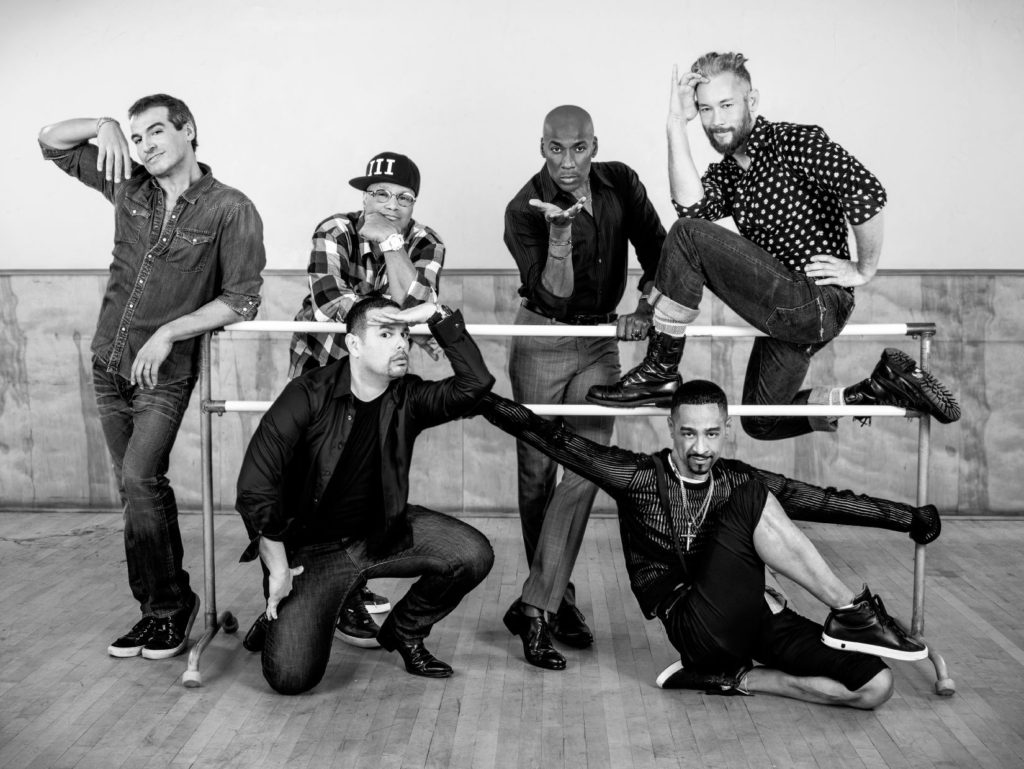 Strike A Pose features the seven dancers that accompanied Madonna on her 1990 Blonde Ambition tour. Photos courtesy the filmmaker.
