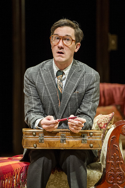 Stagestruck taking steps to hilarity utter buzz the production is crowded with sidesplitting performances but i guffawed loudest at carson elrod as tristram the novice solicitor did i mention the play fandeluxe Image collections