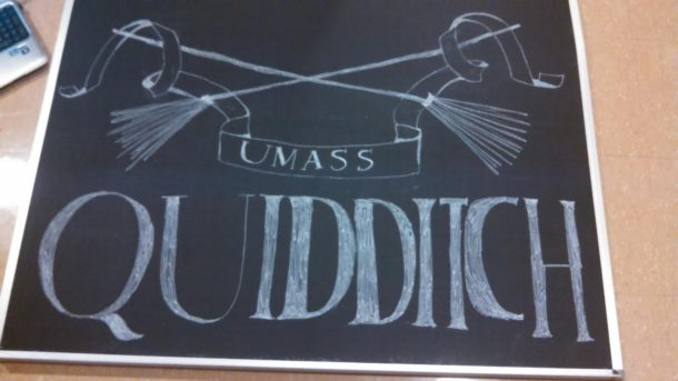 Umass Quidditch Team Hopes To Attract Harry Potter Fans And Athletes