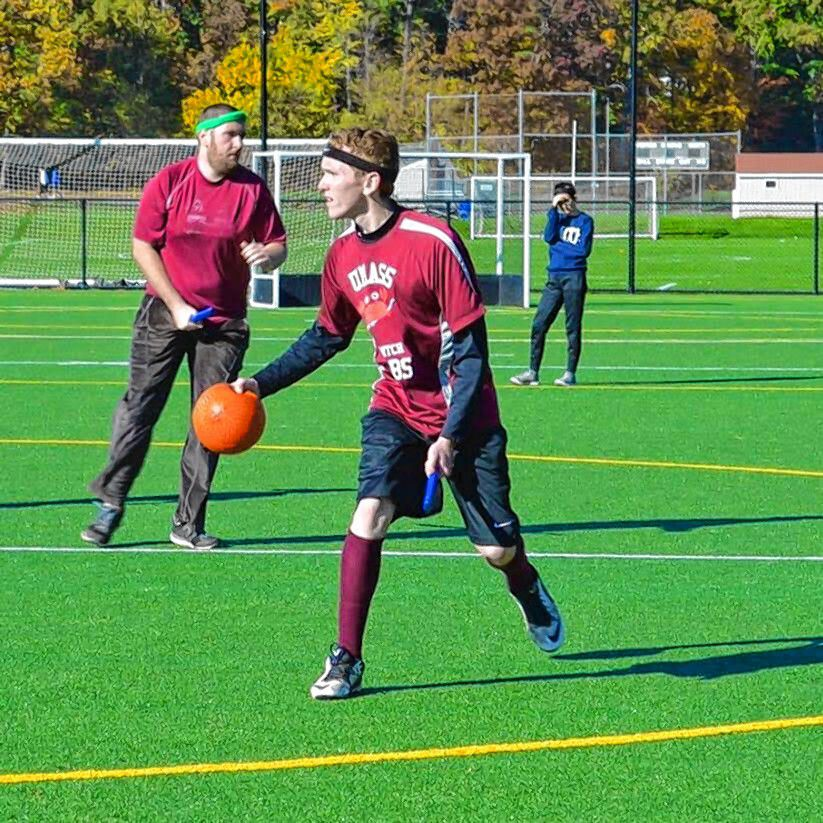 Introducing the Quaffle to a New Generation: UMass Quidditch Team Starts Summer Camp