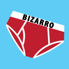 Bizarro Briefs: Do They Make Hard Hats That Small?