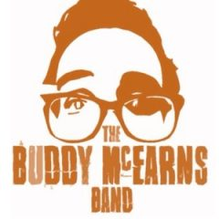 The Buddy McEarns Band Playing Friday