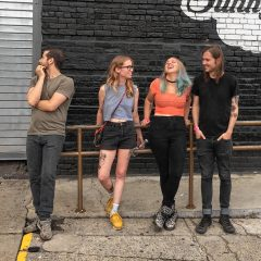 "Basemental: Nanny's ""Nowhere"" Is Vulnerable Grunge Rock Not To Be Missed"
