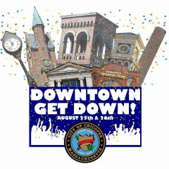 Chicopee Downtown GetDown All Weekend