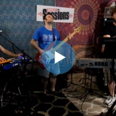 LISTEN UP: Krunkelstiltskin plays that heavy rock with humor for you (SESSIONS VIDEO)