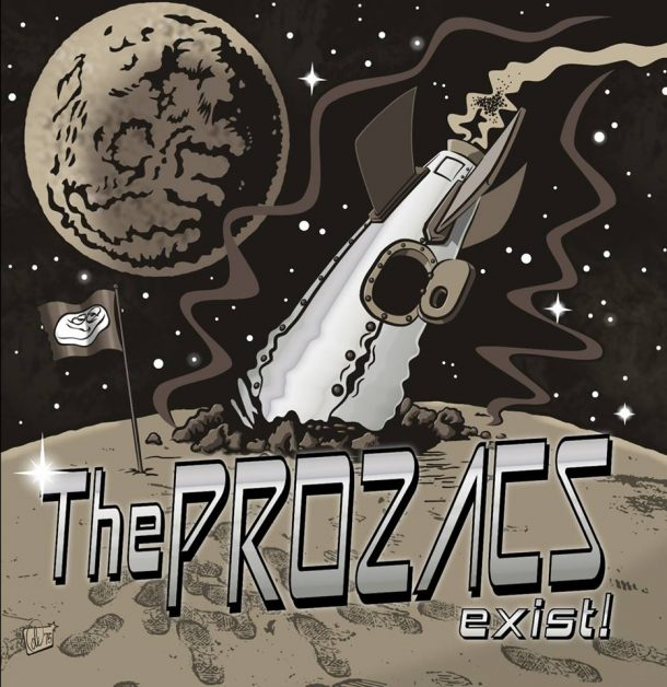 Album review pop and punk collide in the prozacs sci fi influenced the members of westfield based pop punkers the prozacs parted ways formed in 2001 by jay gauvin or better known as j prozac the band fandeluxe Gallery