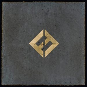 Foo Fighters - Concrete and Gold cover art