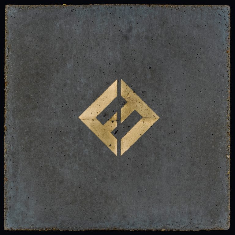 Foo Fighters   Concrete And Gold Cover Art