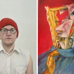 Selfie Indulgent? UMass show explores the self portrait