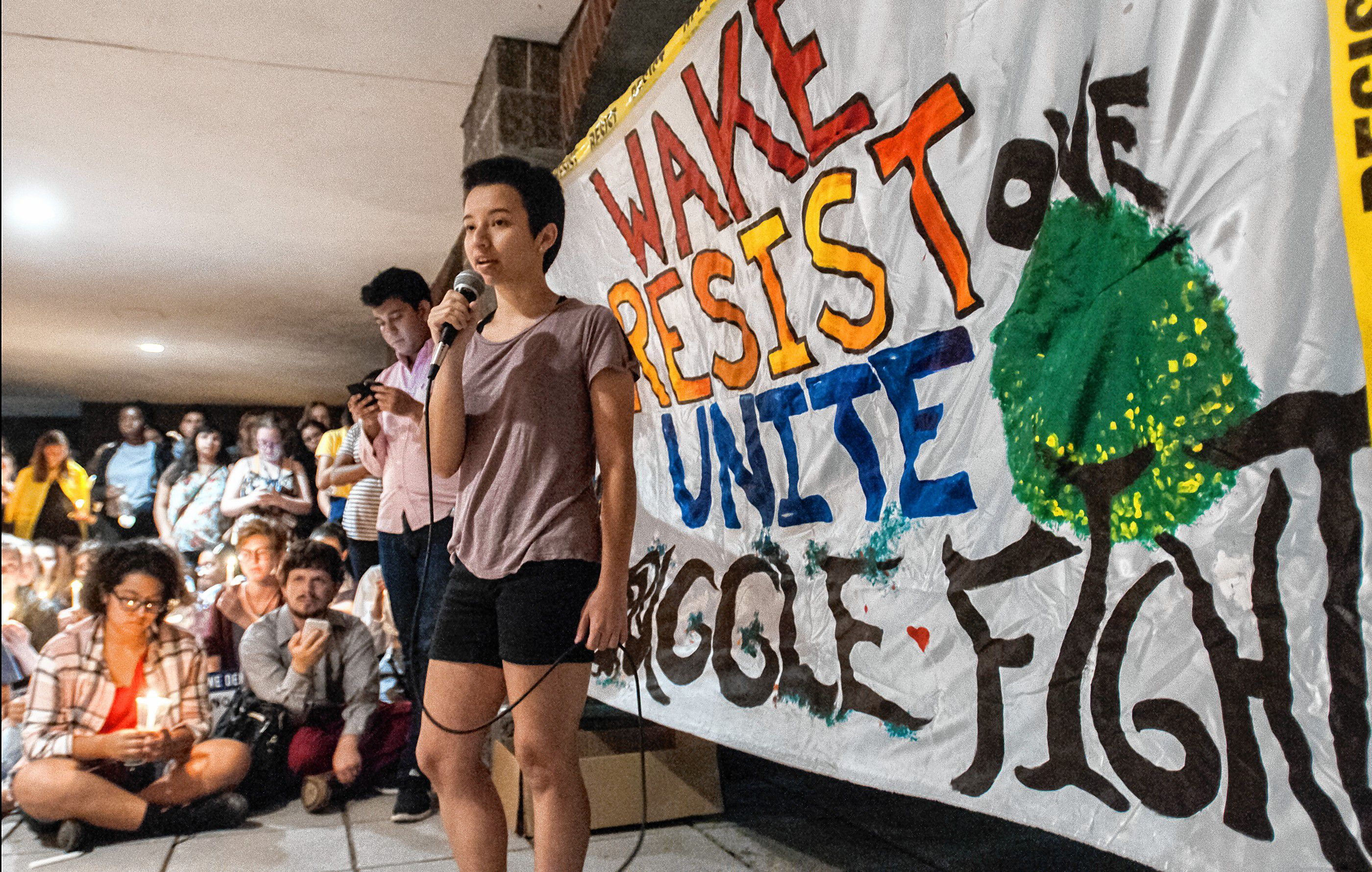 Massachusetts Is Progressive But Not On Immigrant Rights Utter Buzz Toyota Echo Wiring Diagram 04 Explorer Obd Connector Diana Umana A Smith College Student And Daca Enrollee Addresses The Rally Kevin Gutting Photo