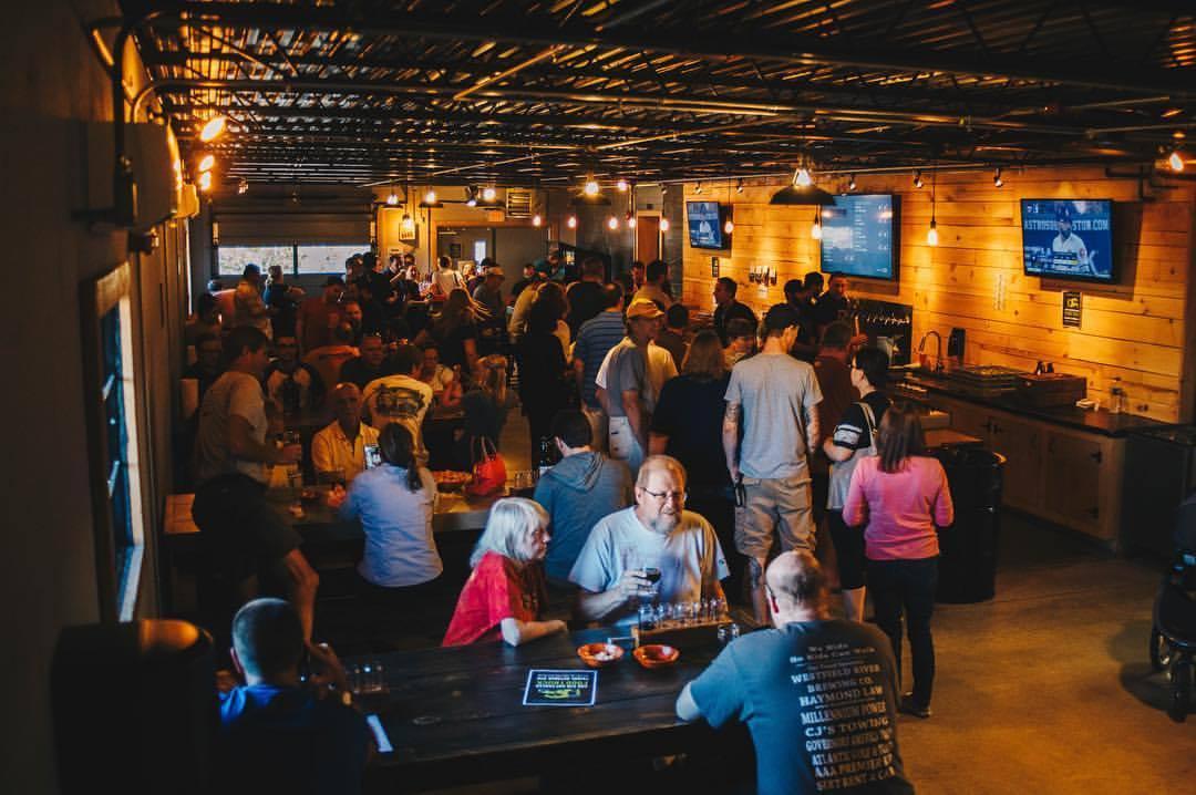 The Beerhunter: Westfield Welcomes Tin Bridge Brewing Company