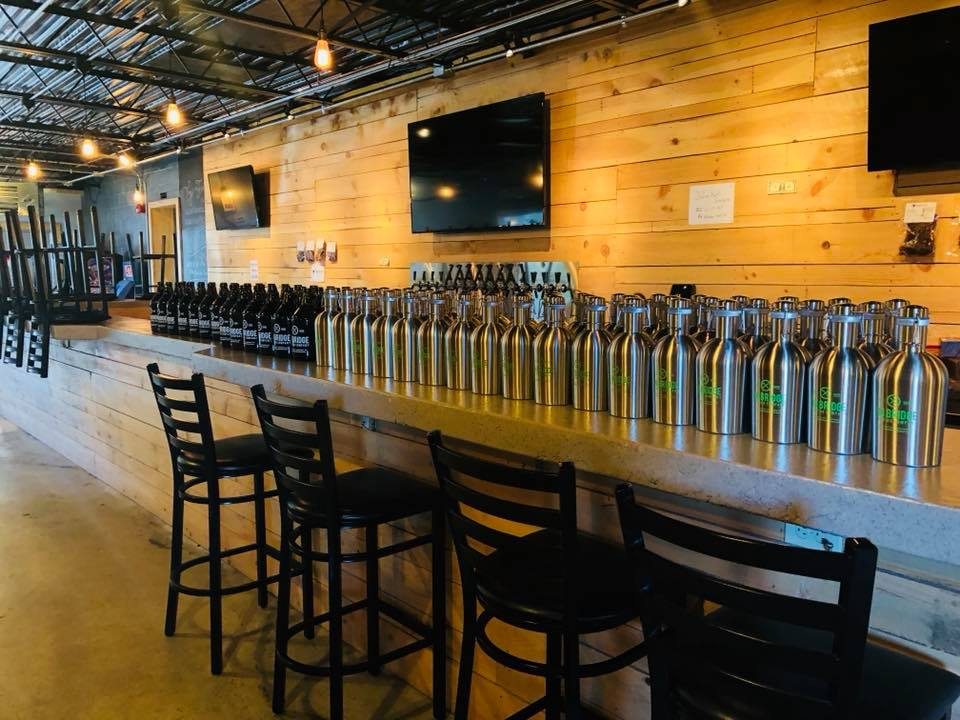 8599480e45 Family-run business is the city s first visitable craft brewery