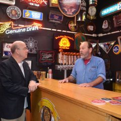 Congressman McGovern Tours Local Breweries to Support Federal Craft Beverage Bill