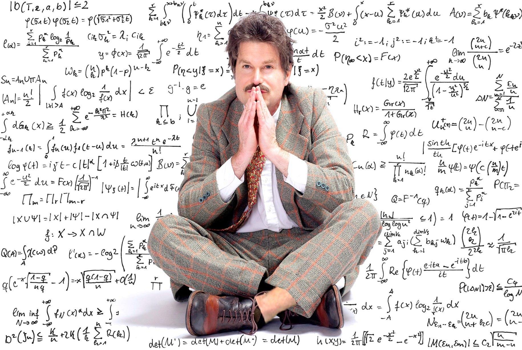 Stagestruck: Not Your Bobble-head Einstein