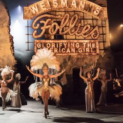 Stagestruck: Sondheim's Follies, onstage, on screen