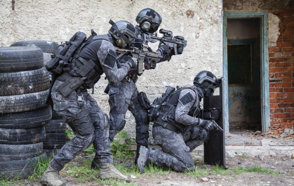 Paramilitary Policing Infiltrates Western Mass