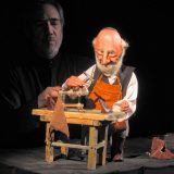 Stagestruck: Poetry, Puppetry and Attempted Murder