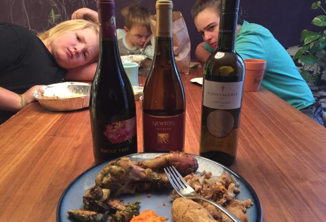 Monte Belmonte Wines: Drink Up, Pilgrim