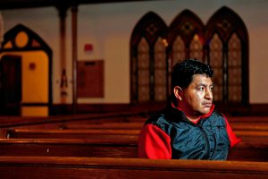 The church is providing Lucio Perez sanctuary while he waits for his case to be reopened after Immigration and Customs Enforcement denied his stay of removal.