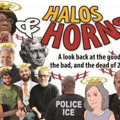 Halos & Horns: A look back at the good, the bad, and the dead of 2017