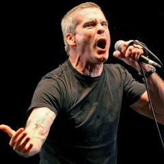Henry Rollins on Travel, Photography, and Running for President
