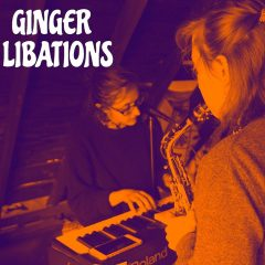 VIDEO: Ginger Libations on Sessions Friday
