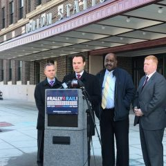 Springfield to Boston Passenger Rail Drives Forward with New Study