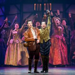 Stagestruck: Something Rotten! — a tasty musical dish