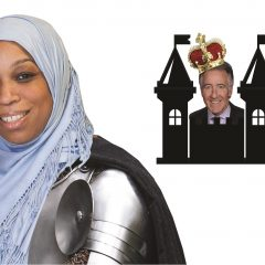 Storming the Castle: Springfield progressive Amatul-Wadud challenges entrenched Congressman Neal