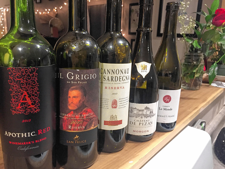 Monte Belmonte Wines: An AFC Championship 5-Bottle Wine Snob Quiz with Mesa Amy