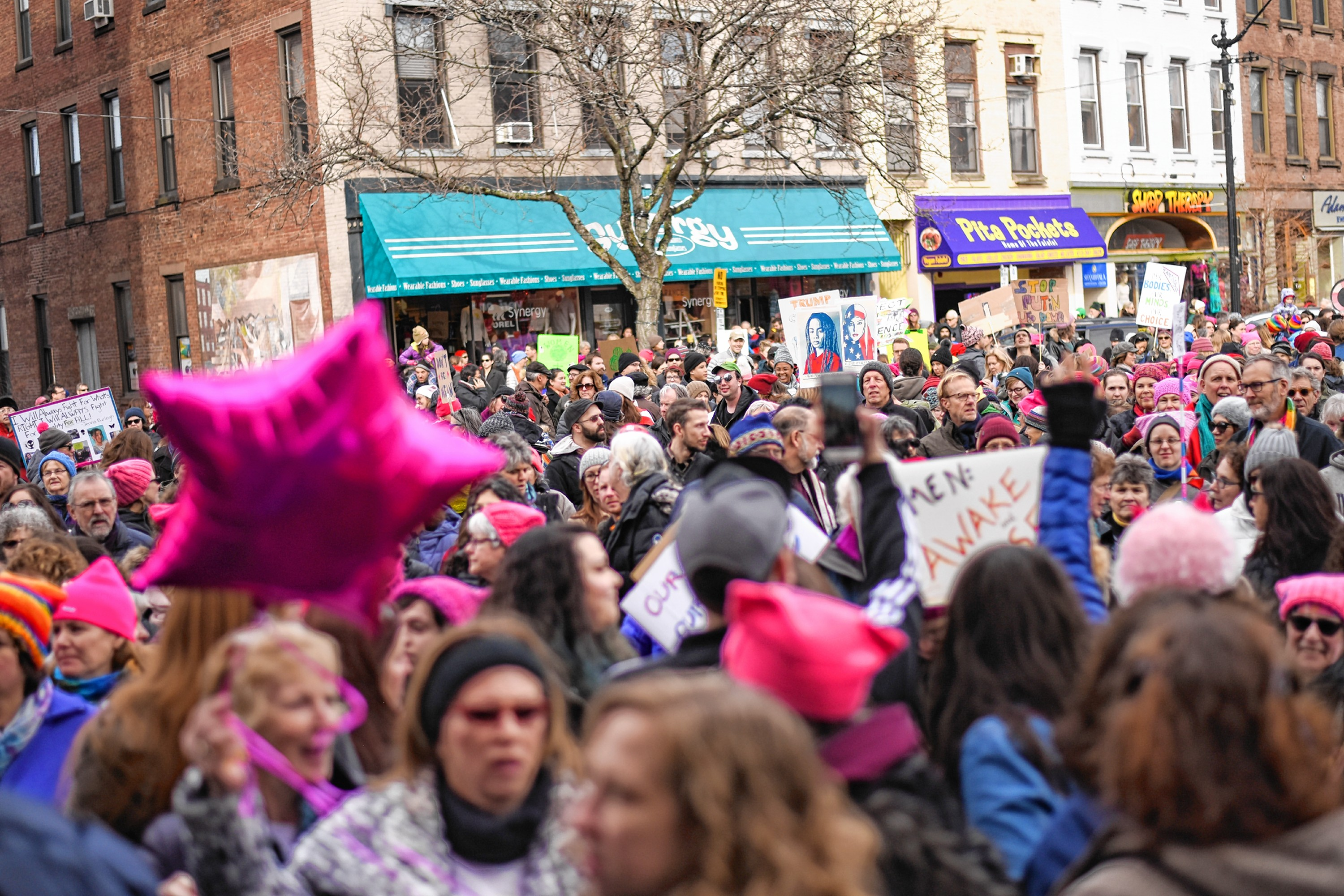 Editorial: Another Year, Another Women's March