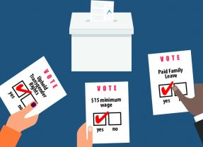 Getting on the Ballot: What we'll be Voting on in 2018