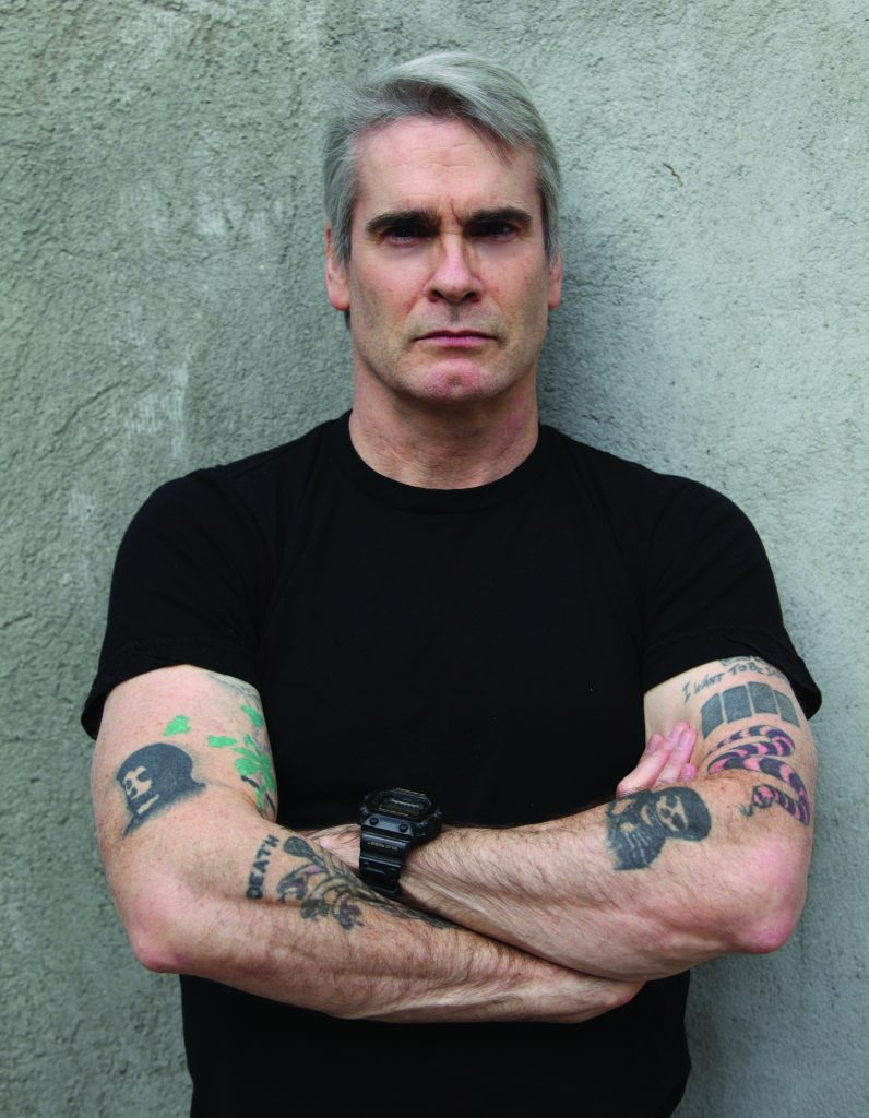 henry rollins photography