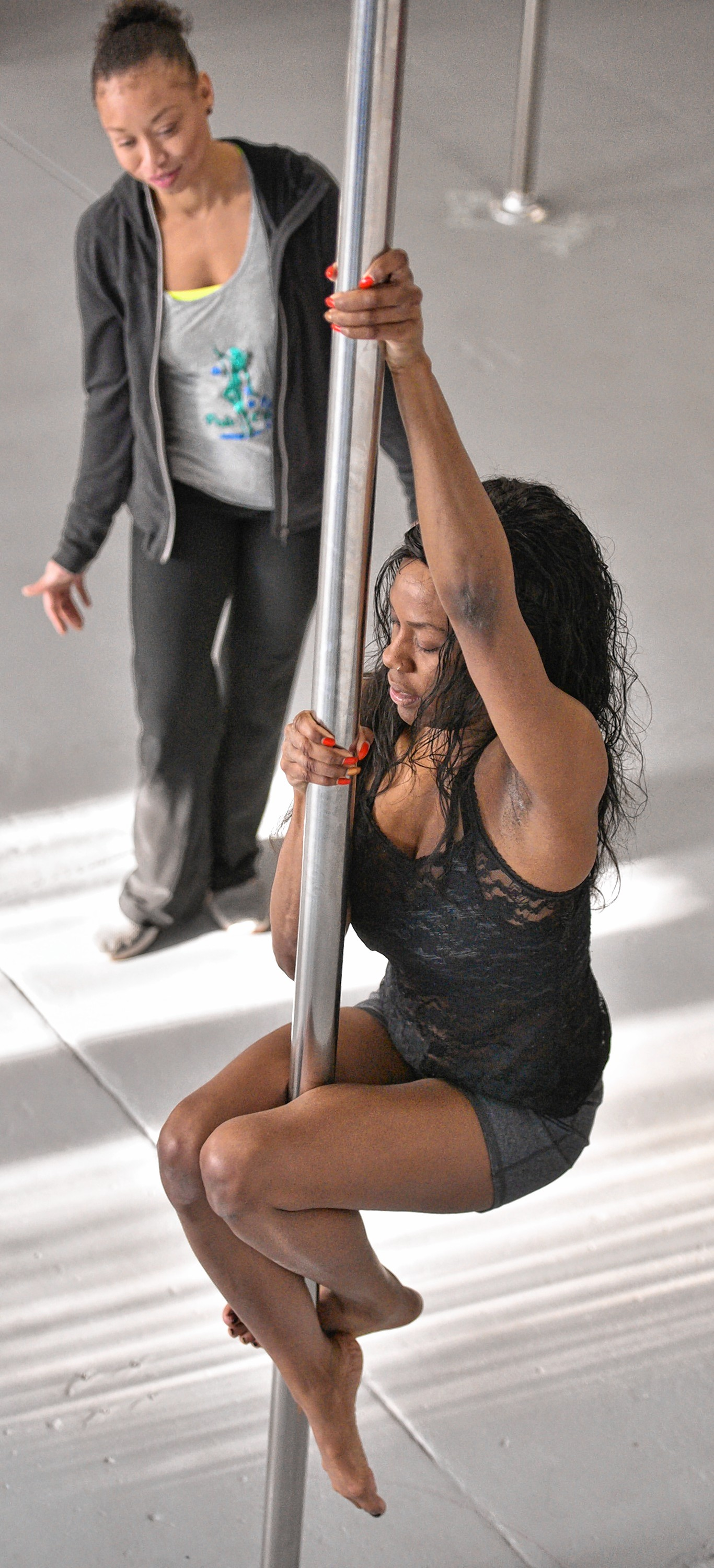 Pole Fitness: From adult entertainment to an Olympic sport