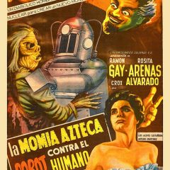 Blaise's Bad Movie Guide: The Robot vs. the Aztec Mummy