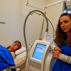 Fat freezing: Non-surgical process said to eliminate flab that's hard to lose