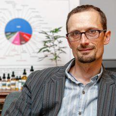Cannabis Consultant Ezra Parzybok Talks Marijuana as Medicine in New Book