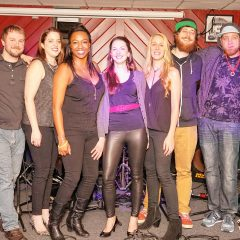 Valley Show Girl: A Night of Funky R&B for Jane Doe Inc.