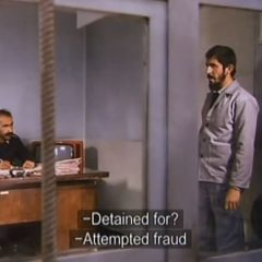 Cinemadope: Playing yourself in an Iranian film on a real crime