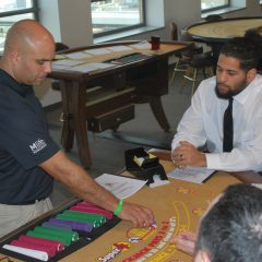 Welcome to the First Day of Gaming School: Blackjack students hopeful for MGM Springfield Casino