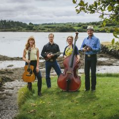 Pick of the Day 2/15: Foghorn String Band at the Parlor Room