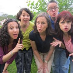 Stagestruck: Happier Valley Comedy expanding on improv