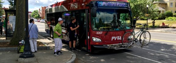 Faced With PVTA Cuts, Small Town Western Mass Residents Have Few Ways to Get Around