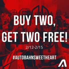 Pick of the Day 2/14: Autobahn Indoor Speedway for Two