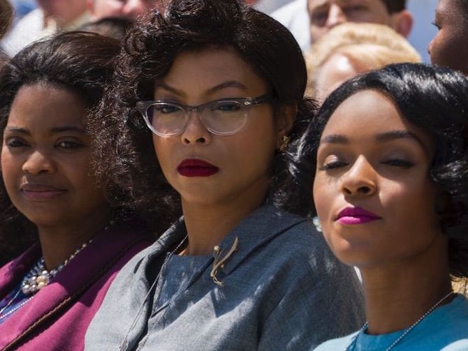 Pick of the Day 2/19: Hidden Figures at Amherst Cinema