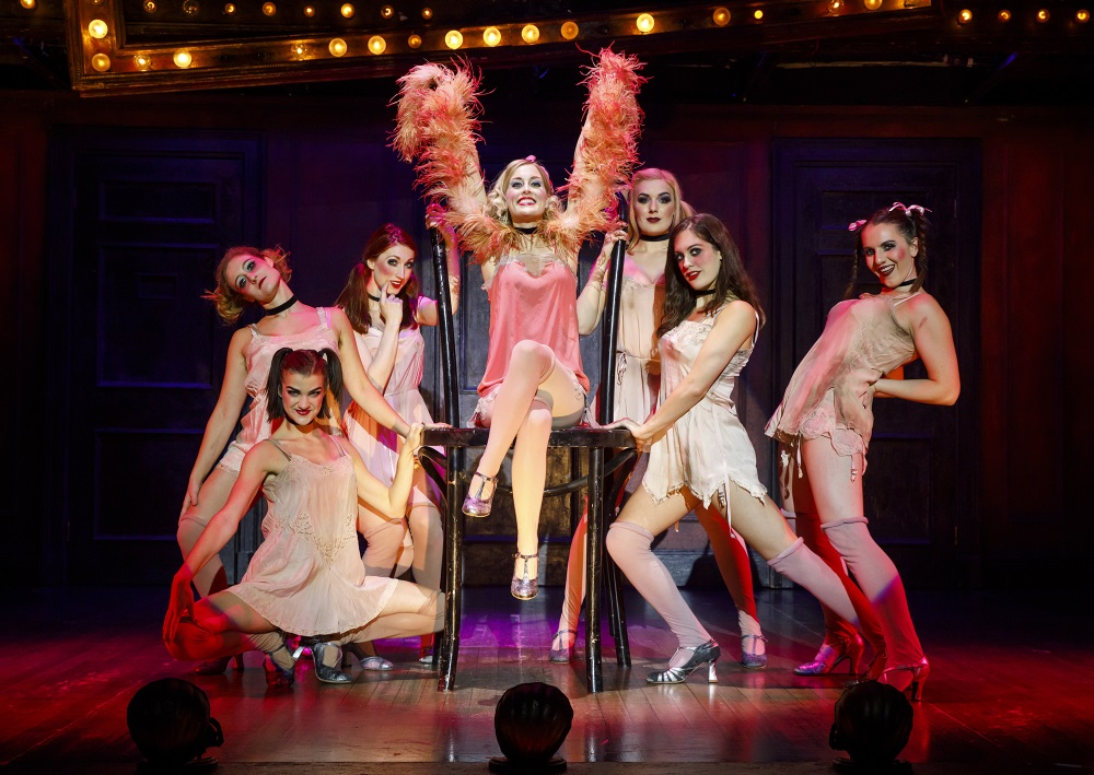 """Stagestruck: Willkommen to """"Cabaret"""""""